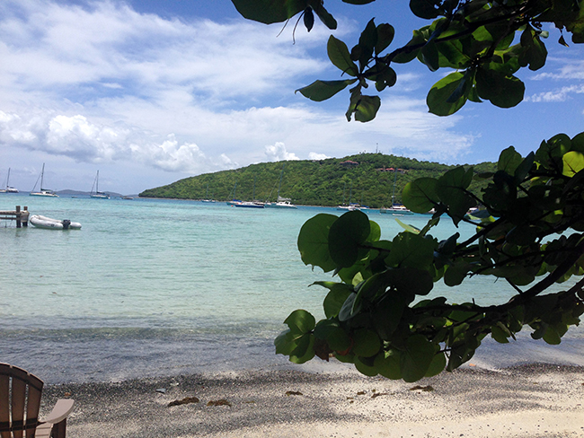 Great Harbour - Jost Van Dyke, British Virgin Islands