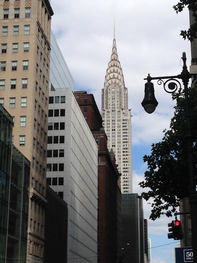 Chrysler Building - New York City, New York
