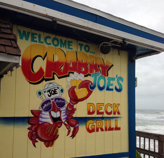 Crabby Joe's - Daytona Beach, Florida