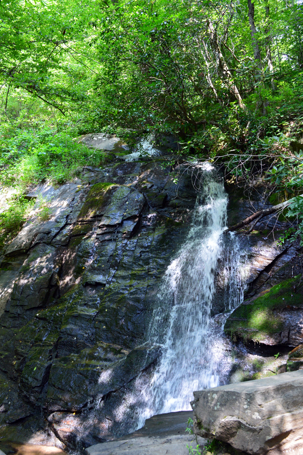 Juney Whank Falls - Great Smoky Mountains National Park