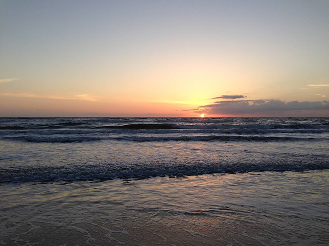 sunrise Daytona Beach