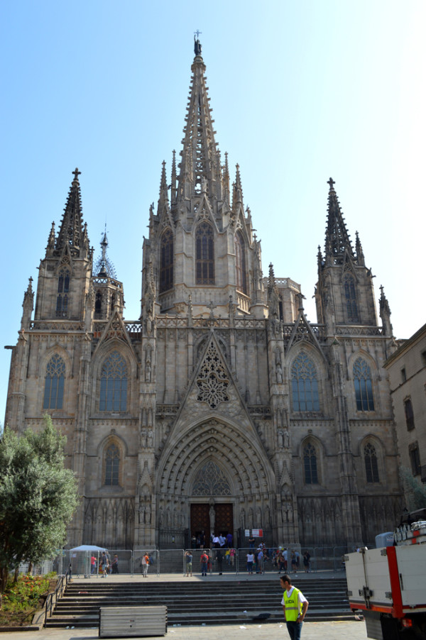 Metropolitan Cathedral Basilica of Barcelona